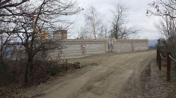 Il nuovo cimitero vecchio di Casaglia