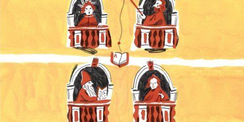 Liberi dentro. Leila della tempesta al Festival Letteratura di Mantova 2017