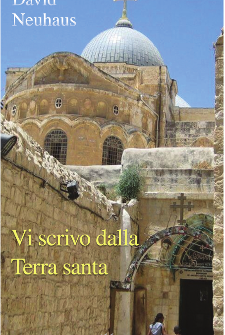 Terrasanta. L'edizione italiana di David Neuhaus sj