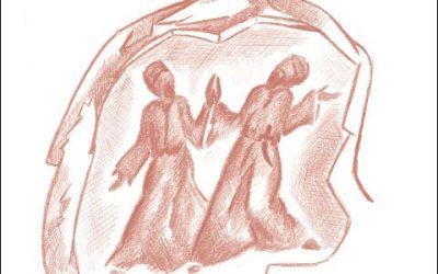Simeone e Samir